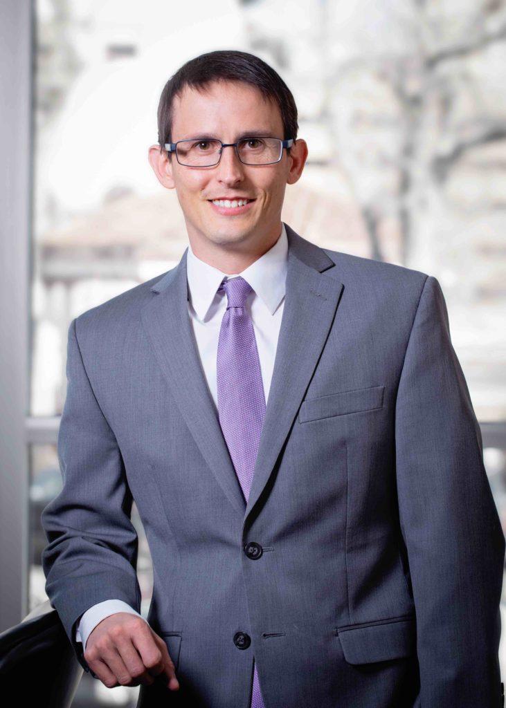 Ian P. Burrell Stinar Zendejas Gaithe Partner Attorney