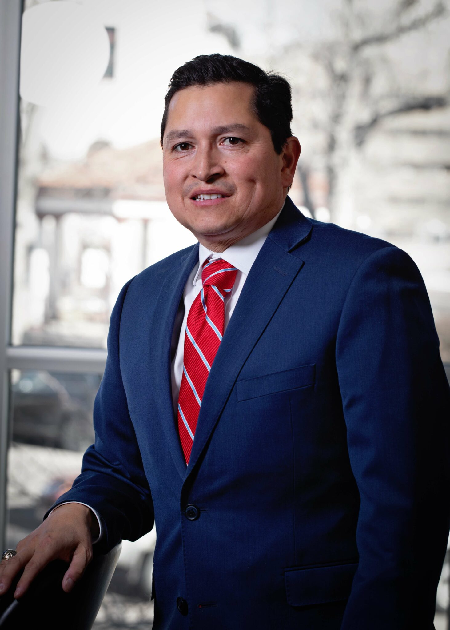 M. James Zendejas Stinar Zendejas Gaithe Founding Partner Attorney