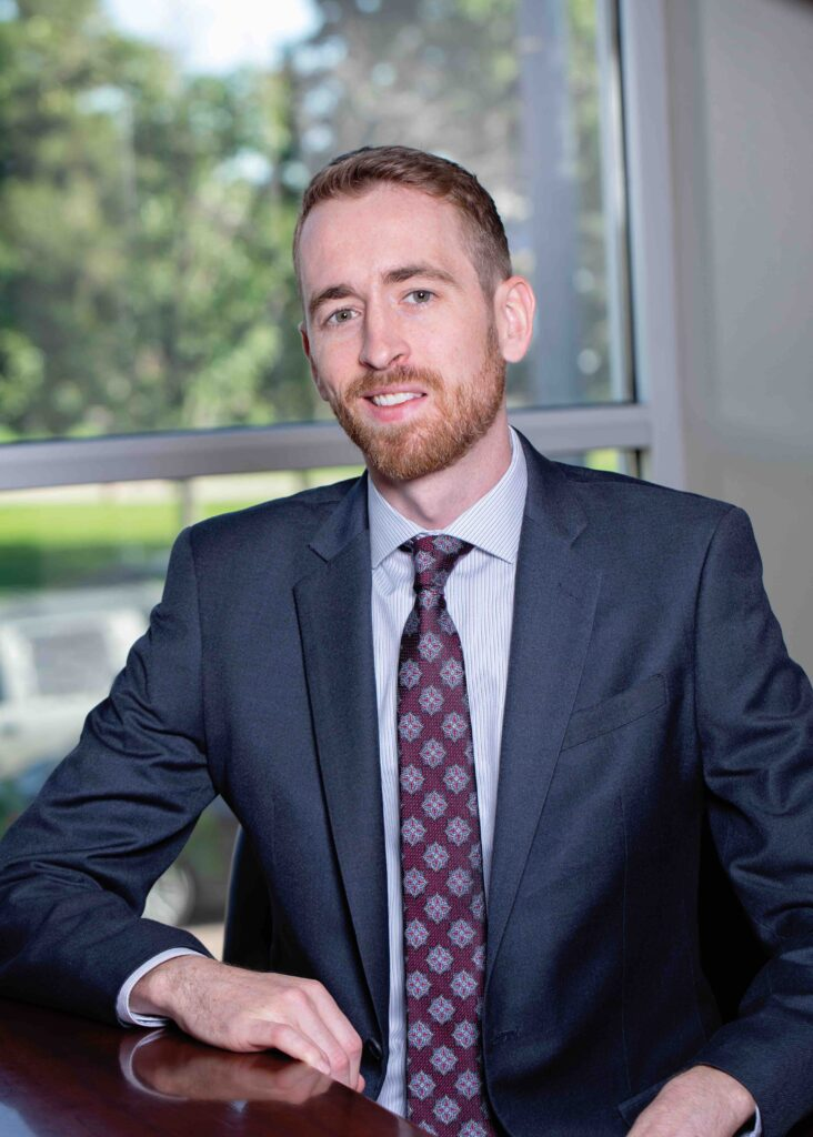 Evan Withrow Colorado Springs Attorney